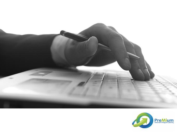 #administraciondenomina ADMINISTRACIÓN DE NÓMINA. En PreMium, sabemos que en las empresas surgen imprevistos que deben ser resueltos a la brevedad para no afectar la operatividad de las mismas. Al contratar nuestros servicios, usted puede tener la confianza de que contará con el mejor soporte técnico y legal en el momento que lo requiera. Le invitamos a contactarnos al teléfono (55)5528-2529 o a través de nuestro correo electrónico info@premiumlaboral.com.