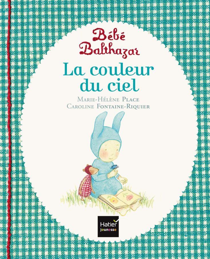 La couleur du ciel est un livre de la sublime collection Bébé Balthazar inspirée de la pédagogie Montessori. Il va permettre aux enfants de 0 à 3 ans de progressivement se familiariser avec les couleurs dans un environnement naturel et bienveillant.  Voici l'histoire : Balthazar suit un papillon bleu avec son ours Pépin. Oh …