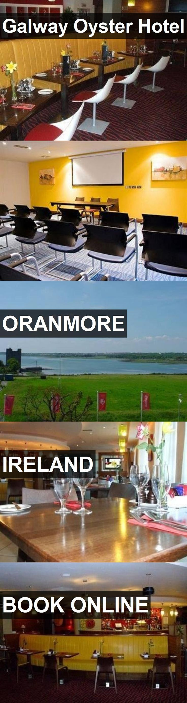 Hotel Galway Oyster Hotel in Oranmore, Ireland. For more information, photos, reviews and best prices please follow the link. #Ireland #Oranmore #GalwayOysterHotel #hotel #travel #vacation