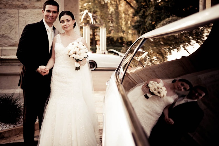 Getting the best church wedding photos