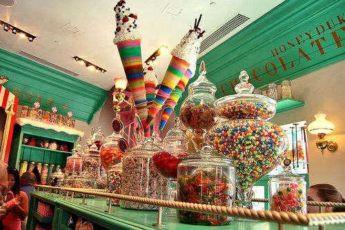 "With my enthusiasm, love for people, and creative abilities I would make every client leave the office feeling like a ""kid in a candy store""."