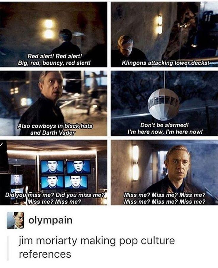 Moriarty. Sherlock Season 4.