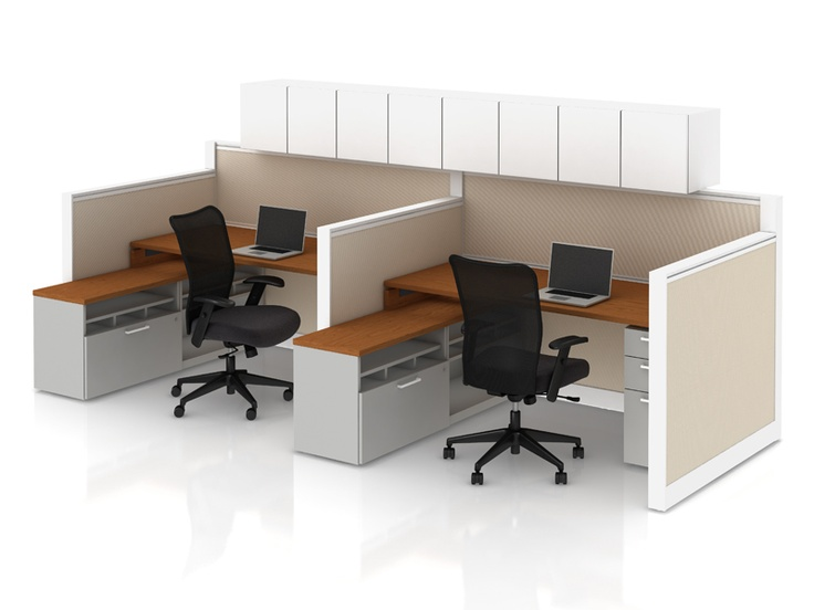 36 best images about Kimball Office Desking on Pinterest