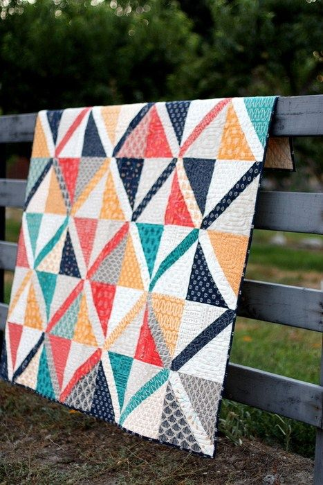 Amy Smart Valley Pre-cuts quilt