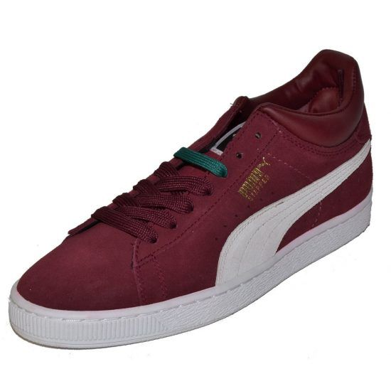 PUMA STEPPER CLASSIC MEN'S SUEDE RUNNING SHOES SNEAKERS #puma #classic #sneakers