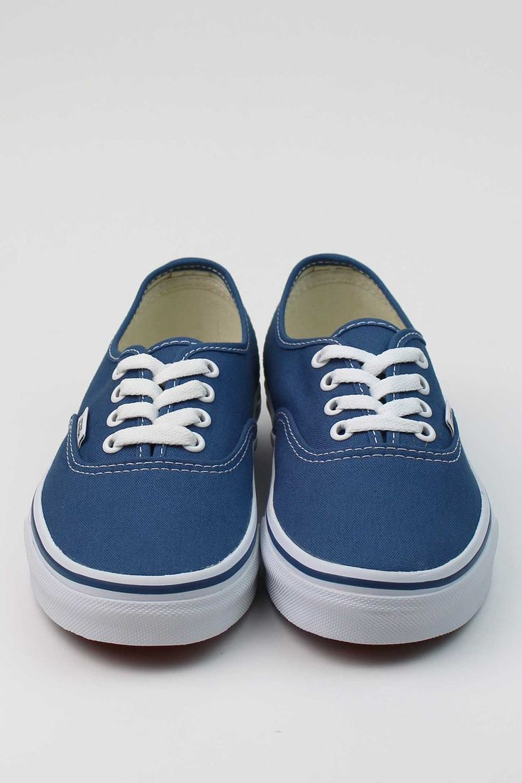 Authentic. Vans GirlsBaby Girl VansVans ShoesSkate ShoesVans Authentic NavyVans  MenThe VanNavy Blue ...