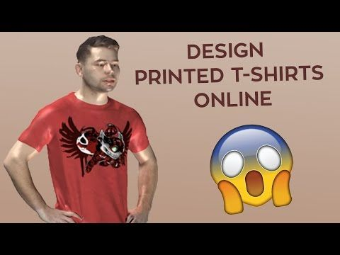 https://www.youtube.com/watch?v=mLUypqwJrEY T-Shirt Design T-Shirt Design Software T-Shirt Design Maker Design Your Own Shirt