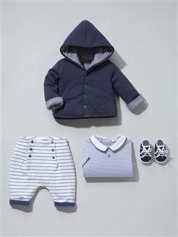 Cyrillus - Les ensembles bébé printemps-été 2014, les tenues bébé été