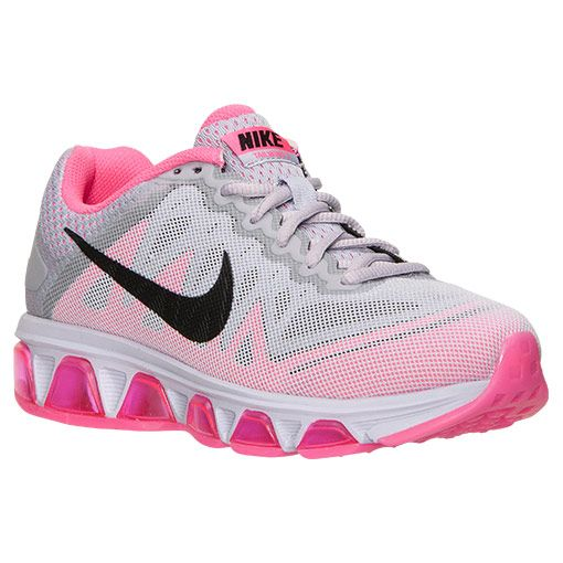 0be173805e ... Black Trainer Women's Nike Air Max Tailwind 7 Running Shoes - 683635 501  | Finish Line | Titanium ...