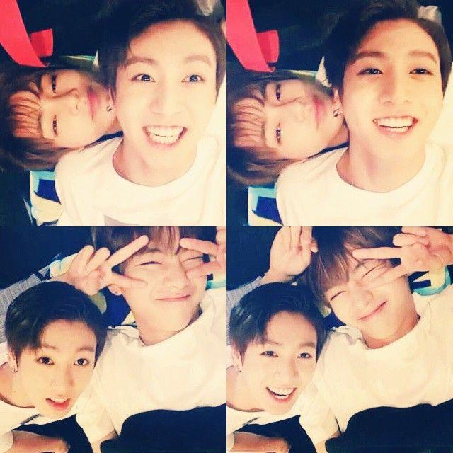 Jung Kook y Kim Taehyun...Confirmado!!