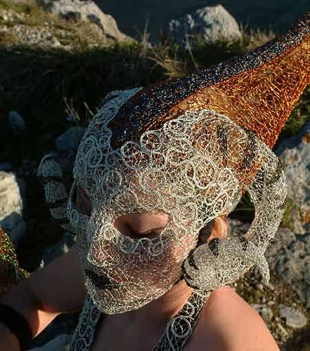 wearable art | Claire Prebble: Wearable Art