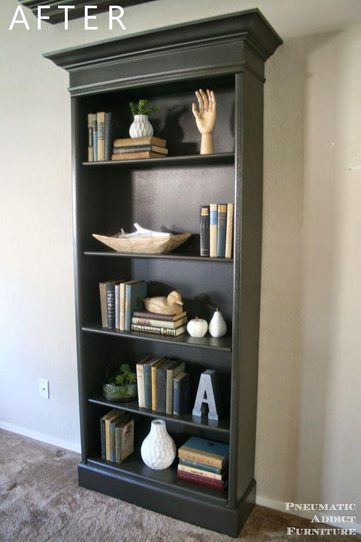 DIY-upgraded-bookshelves.jpg (1066×1600)