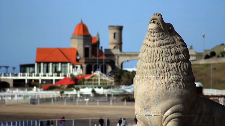 Mar del Plata, #BuenosAires  #Argentina #ArgentinaEsTuMundo #tourism #turismo   Más info en www.facebook.com/viajaportupais