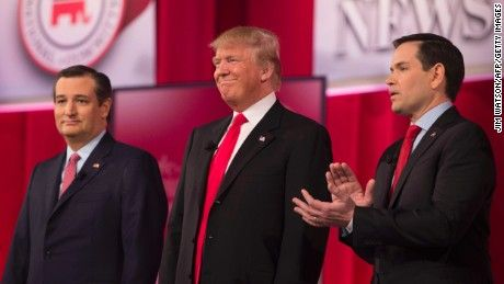 Republican debate: 5 things to watch. Everything's bigger in Texas -- and that's true of the stakes at CNN's Republican debate in Houston Thursday night, just days before Super Tuesday.