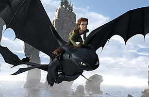 Learning to fly - from How To Train Your Dragon