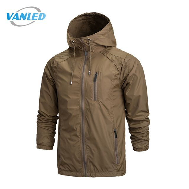 Check it on our site 2017 Spring New Fashion Jacket Men Windbreaker Waterproof Jackets Mens Jackets Coats Jacket Casual Coat Plus Size 4XL just only $19.37 with free shipping worldwide  #jacketscoatsformen Plese click on picture to see our special price for you