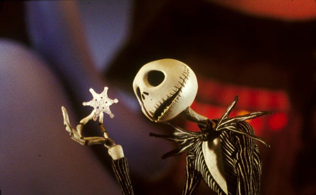 "Nightmare Before Christmas Fun Fact ""It took a group of around 100 people three years to complete this movie. For one second of film, up to 12 stop-motion moves had to be made."""