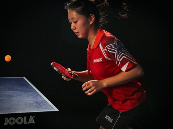 Top Spin, a ping pong documentary (post-production) by Mina T. Son & Sara Newens, via Kickstarter.