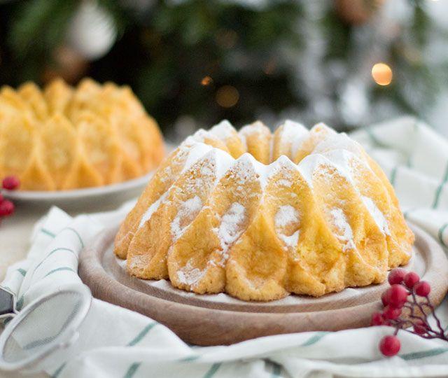 Moskovische Tulband heerlijk tijdens de feestdagen voor het kerstontbijt, brunch of bij de koffie. Stap voor stap recept met foto's.