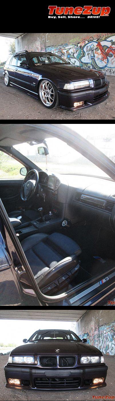 #BMW 323i, unique show car