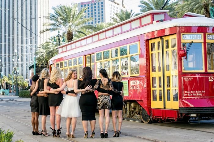 Stephanie 39 s new orleans bachelorette party bachelorette for Bachelorette party ideas new orleans