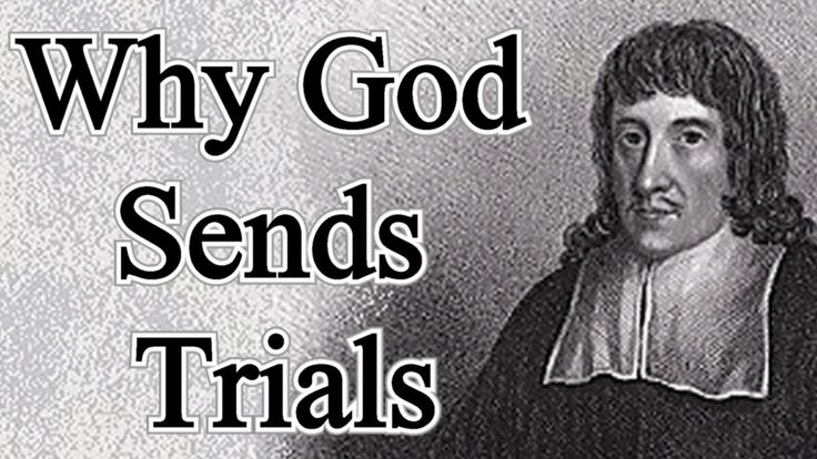 Why God Sends Trials Upon His People James Guthrie