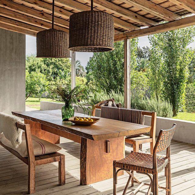 Likeshop Tavoli Da Pranzo Da Esterno Stanza All Aperto Design Case Moderne