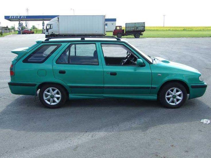 Škoda Felicia combi 1.6 MPI, prodám, na prodej