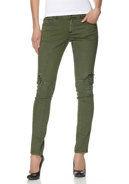 Женские брюки цвета хаки купить