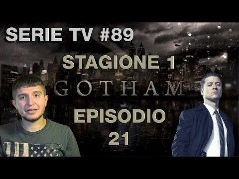 Gotham 1x21 - The Anvil or the Hammer - recensione episodio 21 stagione 1 - YouTube