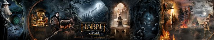 Wallpaper generator from TheHobbit.com ~cam