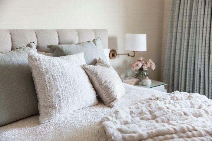1000 id es propos de longs rideaux sur pinterest traitements de grandes - Matelas nid douillet ...