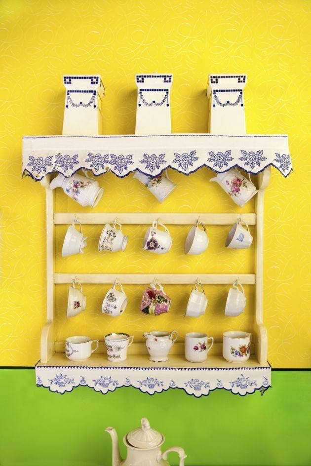 Ideas para decorar repisas de la cocina - Hogar Total