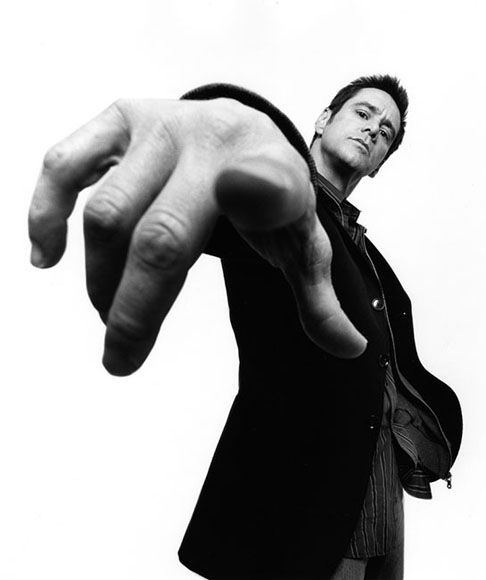 Jim Carrey by Platon Antoniou