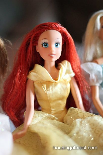 dolls with hair you can style best 25 salon ideas on pink tool box 3304
