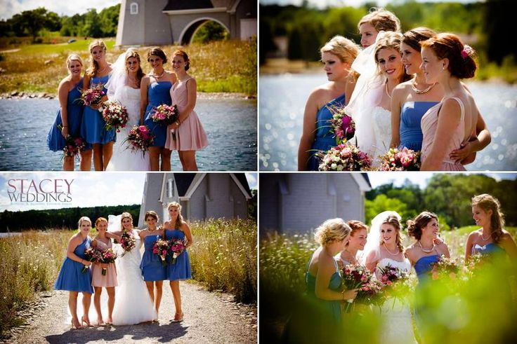 Cobble Beach, Owen Sound, ON :: Bridesmaids