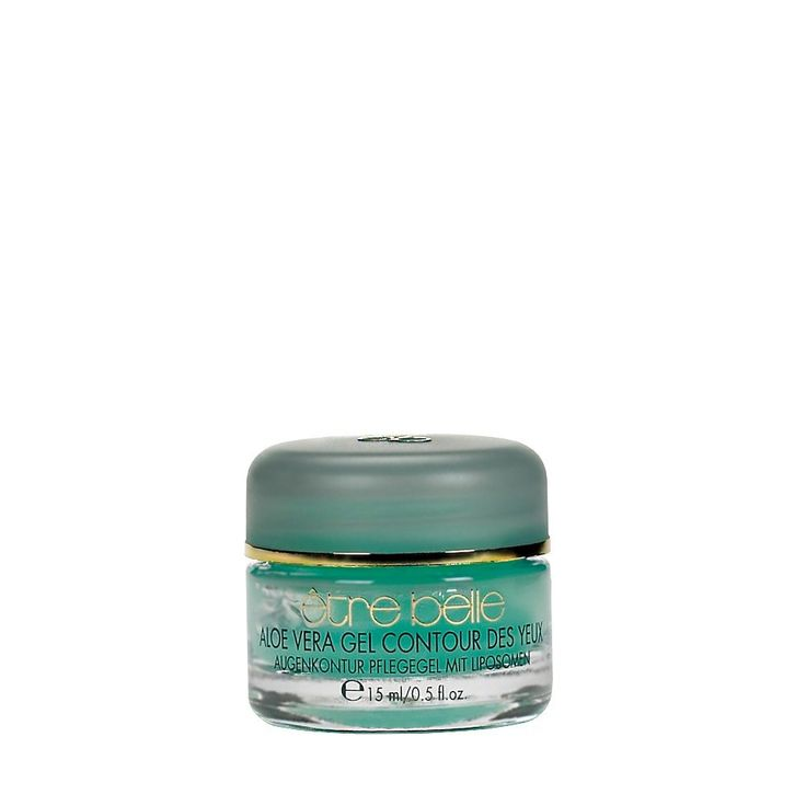 Aloe Vera Eye Contour Gel with Liposomes