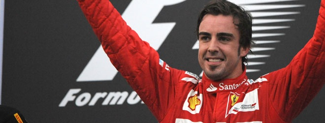 @alo_oficial GP della Malasia. Alonso trionfa en Sepang