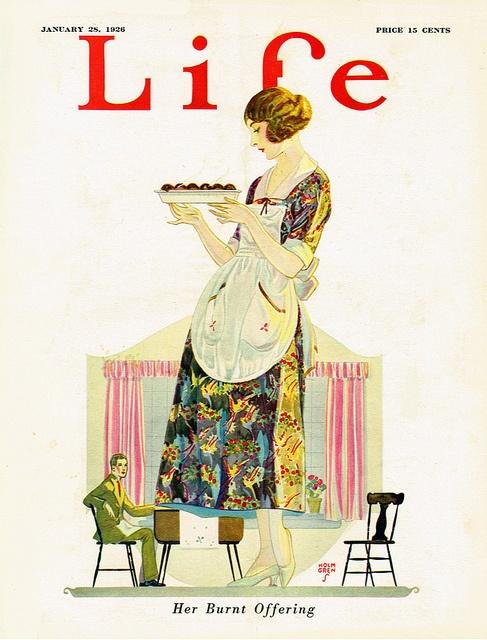 John Holmgren cover of Life Jan 28 1926