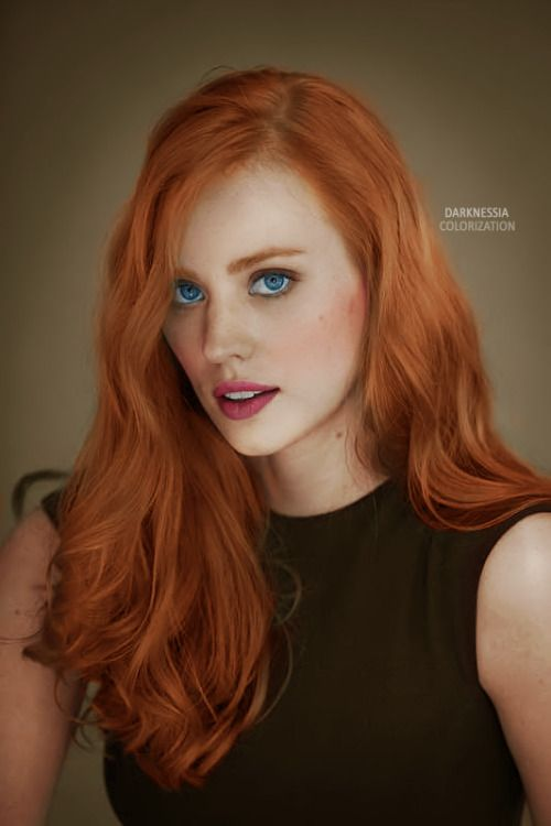 Mature susie redhead