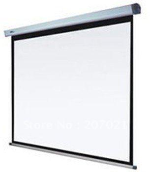 100 дюймов Стекла Бисером 4:3 Руководство проекционный экран Руководство проекционный экран проекционный экран руководство (SGS сертификат СЕ)