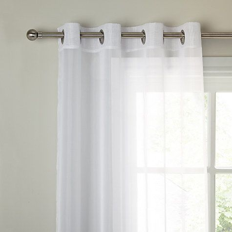 1000 Ideas About White Eyelet Curtains On Pinterest Curtains Hanging Curtains And Window