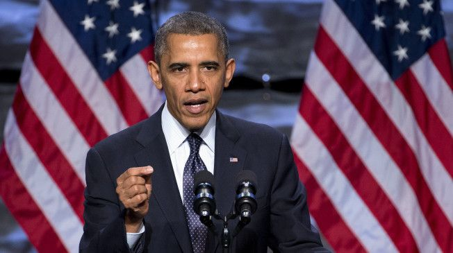 Obama: House Republicans Are 'Biggest Barrier' To Progress  Question?  progress to where?  communism?  bo, We the People don't want that!
