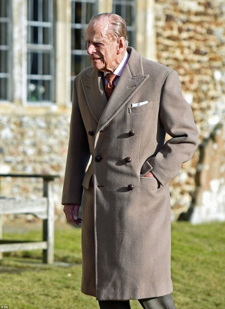 The bright sunshine made the stroll to church a pleasant one, with the Duke, dressed in hi...