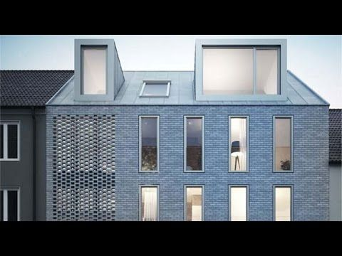 moderne grundrisse bungalow haus bauen - Fantastisch Farbe Einfamilienhaus Trkis