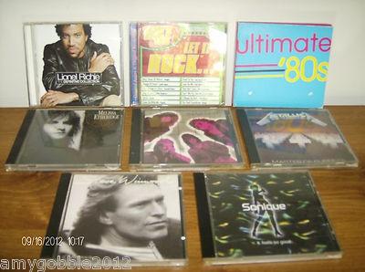 80s,80s,80s Great 1980s mix!!!: 80S 80S 80S, Genre Music, 1980S Genre, Ebay Items, Music Cds Metallica, Cds Metallica Master, 1980S Mixed