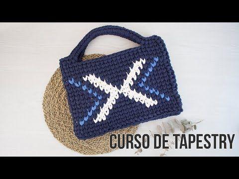 Curso de Tapestry Online gratuito - MissDIY