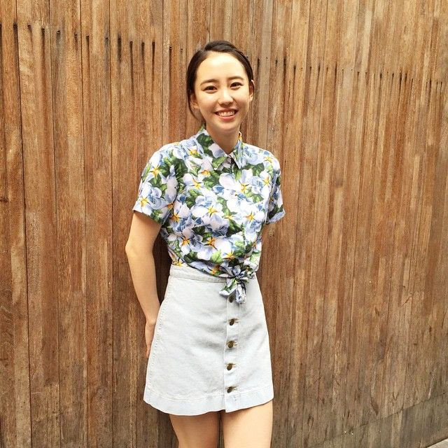 47 best images about Spring - Summer 15 on Pinterest | Skirts ...