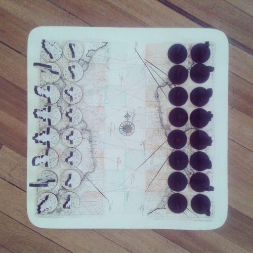 Chess #himallineishon #handmade #homedecor #illustration