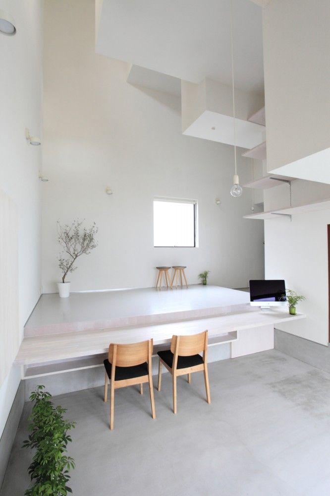 House of Kasamatsu / Katsutoshi Sasaki + Associates #interior #architecture